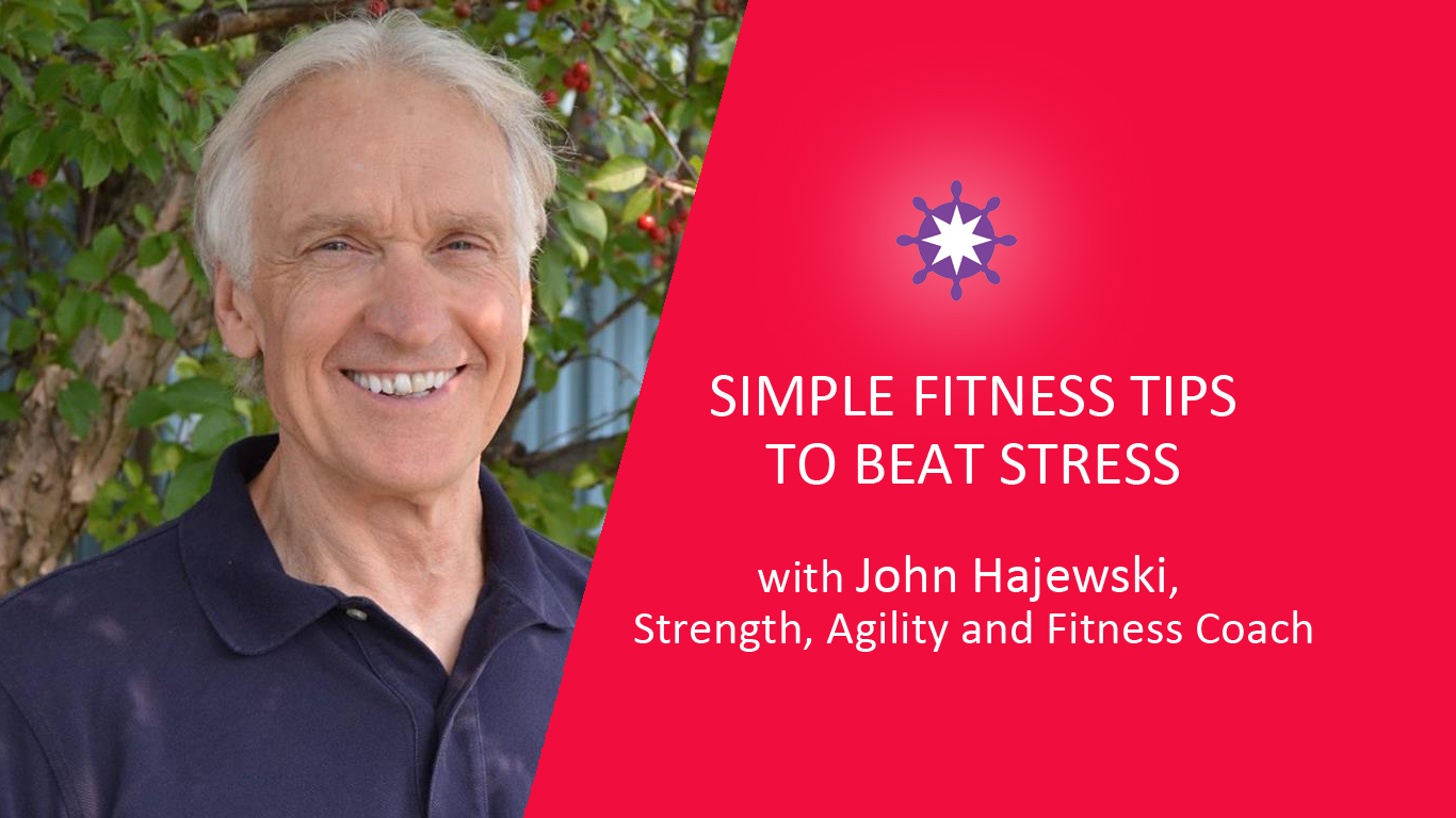 Simple Fitness Tips to Beat Stress | Success Fellows